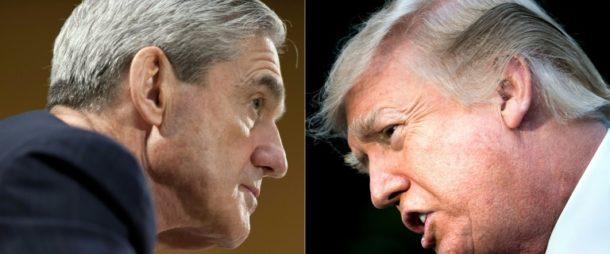 Robert Mueller,Donald Trump,Außenpolitik