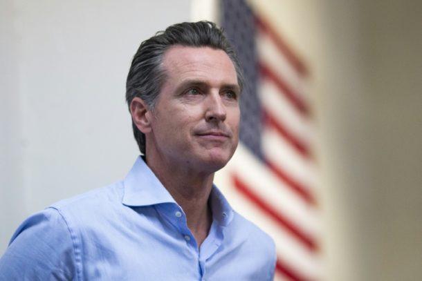 Kalifornien,Gavin Newsom,People