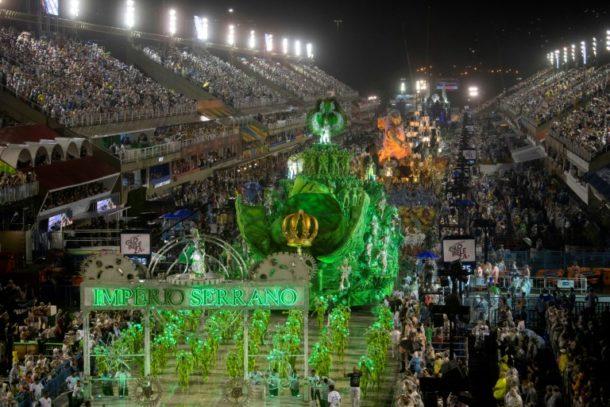 Rio de Janeiro,Karneval,Nachrichten,Samba