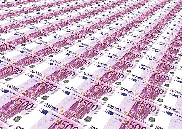 500-Euro-Scheine,Bundesbank,Zentralbanken