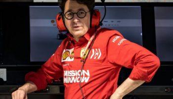 Ferrari,Mattia Binotto,Mick Schumacher