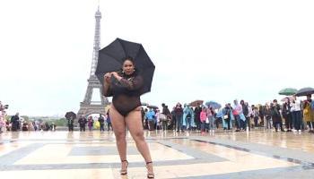 Dessous-Show,Eiffelturm,Paris