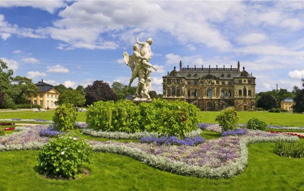 Dresden,Königlich erwacht, Fürstlich eröffnet,