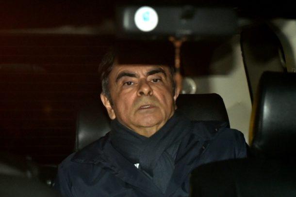 Tokio,Carlos Ghosn,Nissan