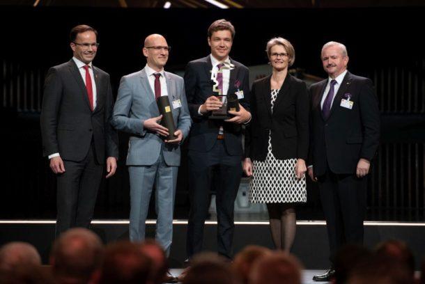 Auszeichnung,HERMES AWARD 2019, Hannover