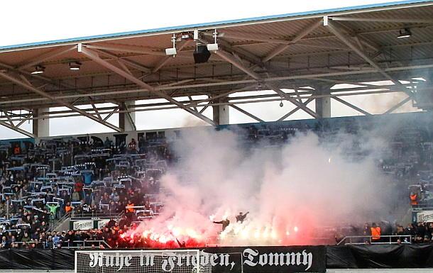 Hooligans,Fußball,Rechtsextremen