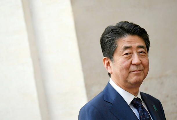 Shinzo Abe,Brüssel,EU-Japan-Gipfel