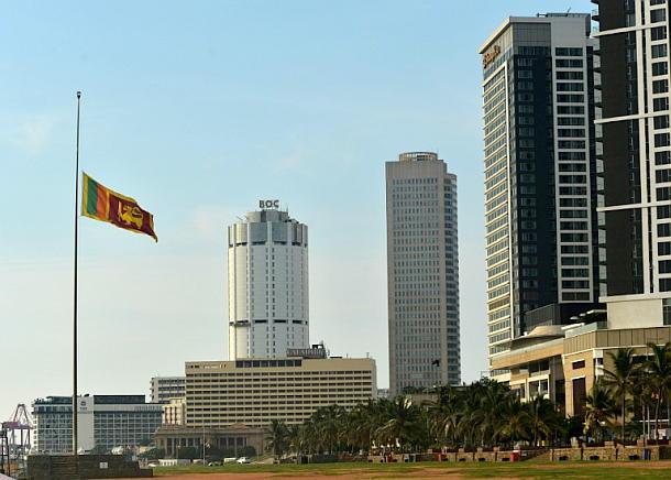 Sri Lankas,Bombenanschläge,Anschlagsopfer