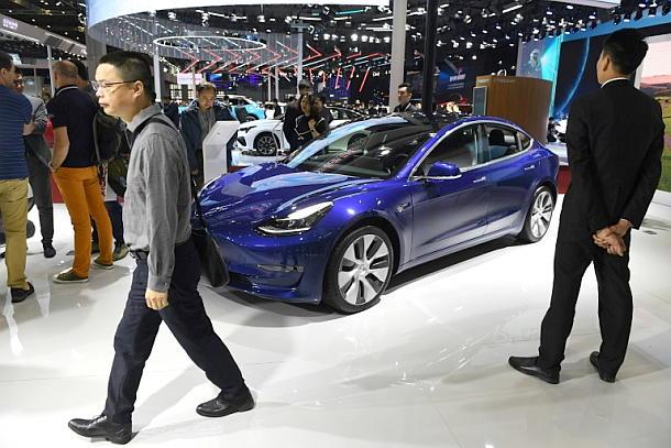 Tesla,Finanzen,Unternehmen