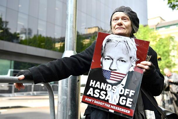 London,Julian Assange ,Nachrichten