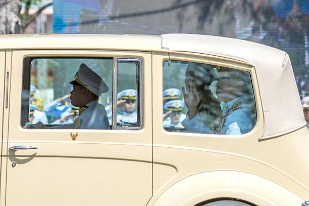 König Maha Vajiralongkorn,Thailand,News