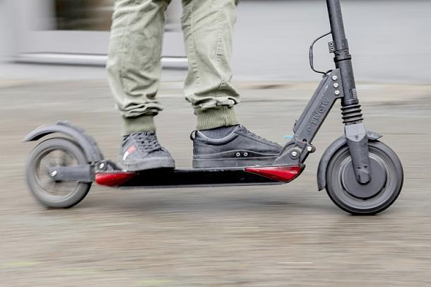 E-Scooter,Elektro-Tretroller,Aktuelle,Presse