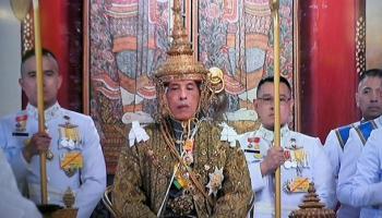 Maha Vajiralongkorn,Thailand,News