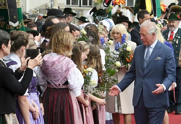 Prinz Charles,München,Medien,People,Presse,News