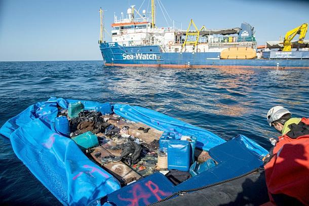 Sea Watch,Italien,Presse,News