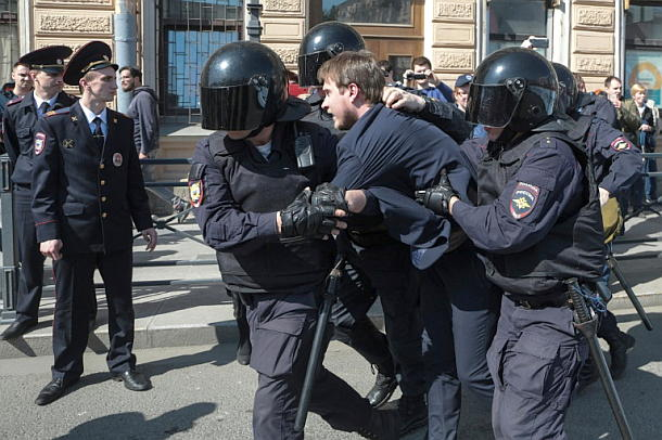 St. Petersburg,Oppositionelle,News