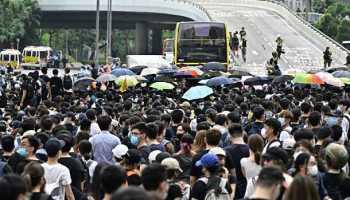 Hongkong,Demonstranten,Presse,News