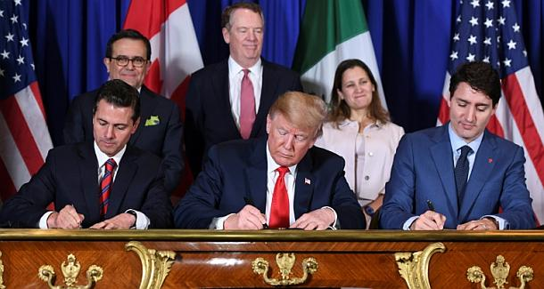 Handelsabkommen,Mexiko ,USA,Freihandelsabkommen