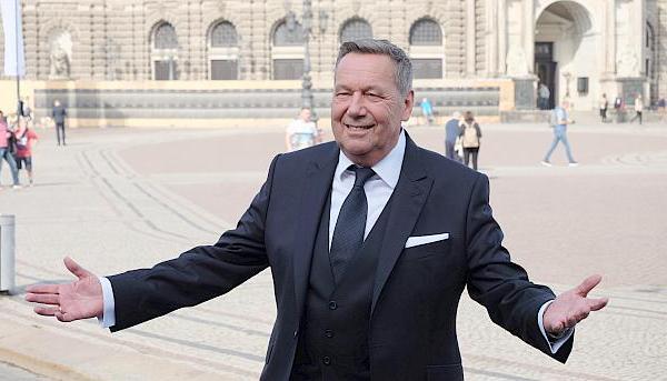Roland Kaiser ,Dresdner SemperOpernball ,Dresden,Freizeit,Unterhaltung,Medien/Kultur,Kultur