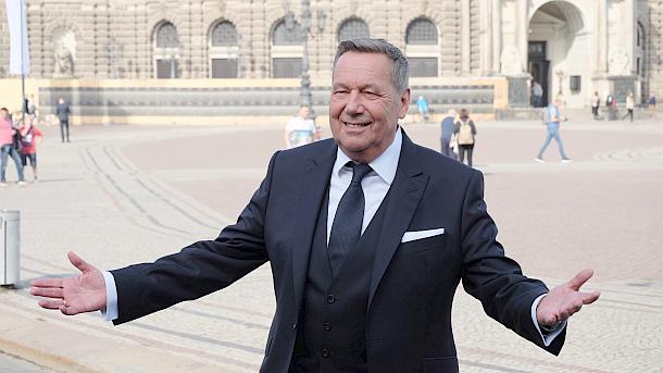 Roland Kaiser ,Dresdner SemperOpernball ,Dresden,Freizeit,Unterhaltung,Medien