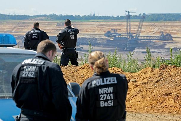Tagebau Garzweiler,Kohleausstieg,Klimaschutz,Presse,News