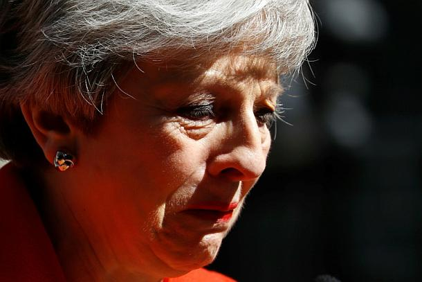 Theresa May,Partei,Brexit,London