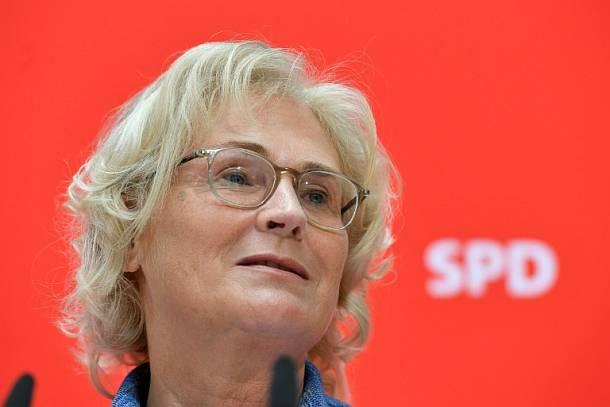 Politik,Christine Lambrecht,Berlin,Presse,News