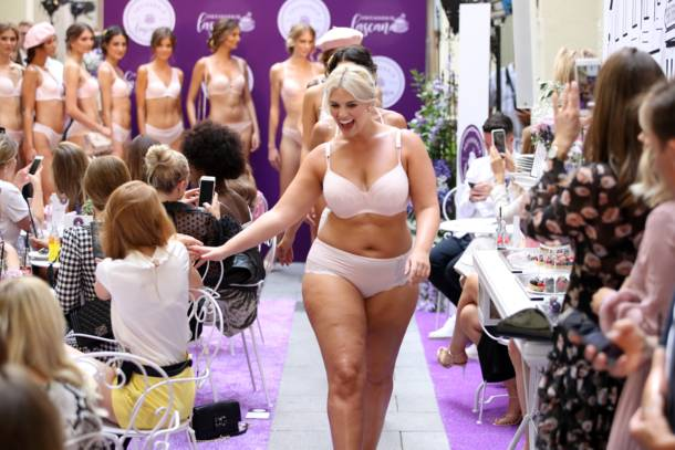 Lascana Fashion Show,Berlin,Mode,Unterwäsche