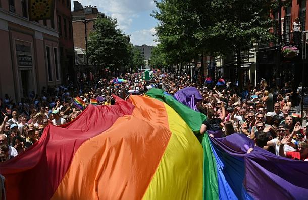 Gay-Pride-Parade,New York,News,Nachrichten,Presse