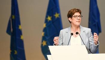 Kramp-Karrenbauer,Politk,Presse,News,Aktuelle