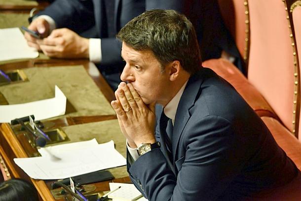 Matteo Renzi,Italien,Presse,News,Medien,Aktuelle