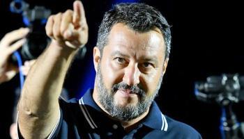 Matteo Salvini,Italien,Presse,News,Medien,Aktuelle,Katuelles,Nachrichten,Online