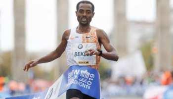 Kenenisa Bekele ,Presse,News ,Marathon,Berlin,Sport,Nachrichten, Laufen,Laufsport,Berlin