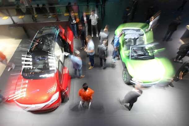 IAA,Frankfurt am Main,Internationale Automobil-Ausstellung,News,Presse,Medien