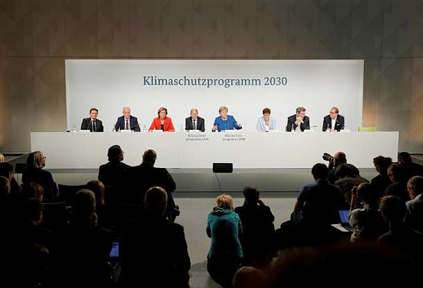 Klimapaket der großen Koalition sorgt weiter für Diskussionen