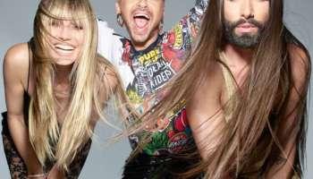 Queen of Drags,Heidi Klum, Bill Kaulitz,Conchita Wurst,Medien,Presse,News,Online