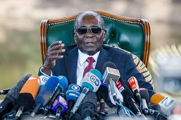 Robert Mugabe,Simbabwe,People,News,Presse,Medien,Aktuelle