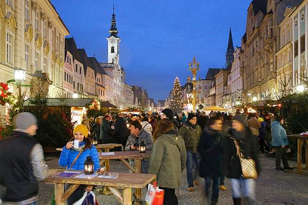 Christkindlregion,Steyr,Weihnachten,Presse,News,Medien,Aktuelle, Tourismus