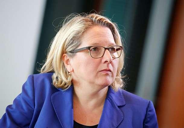 Svenja Schulze,Politik,Presse,News,Medien,Aktuelle,Nachrichten,Deutschland