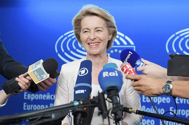 Ursula von der Leyen,POlitik,Presse,News,Medien,Aktuelle