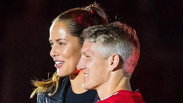 Bastian Schweinsteiger,Ana Ivanovic,Starnews,People,Presse,News,Medien,Aktuelle,Fußball
