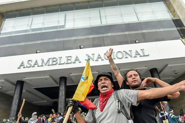 Ecuador,Parlament,Quito ,Politik,Presse,News,Medien,Aktuelle,Nachrichten