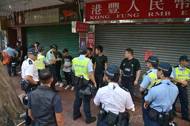 Hongkong,China,70. Jahrestag,Presse,News,Medien,Aktuelle;Nachrichten,Politik
