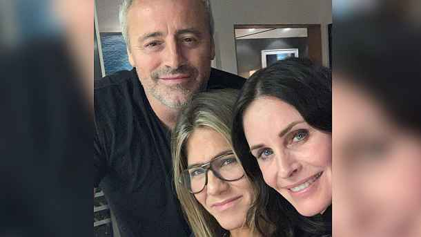 Jennifer Aniston,Courteney Cox ,Matt LeBlanc,People,Medien,Presse,News,Starnews,Stars