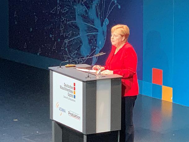 Berlin- Deutscher Maschinenbau-Gipfel 2019