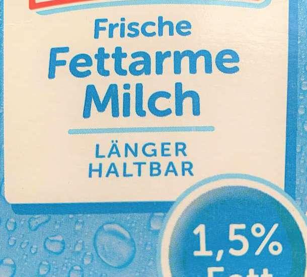 Frische Fettarme Milch, Milch,Trinken,Presse,News,Medien,Aktuelle,Rückruf