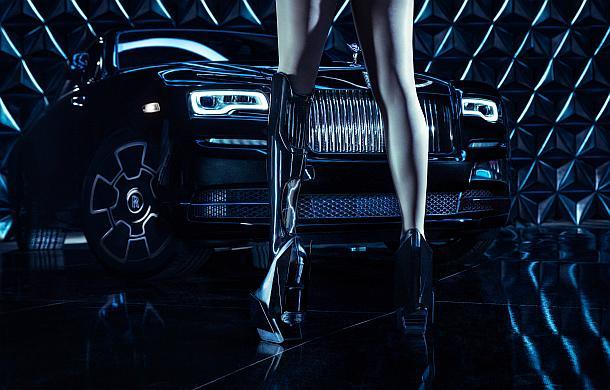 Rolls-Royce,Viktoria Modesta ,Black Badge,Medien,Presse,News,Aktuelle