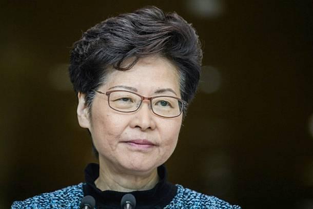 Carrie Lam,Peking,Medienbericht ,Bericht,Presse,News,Aktuelle,Nachrichten