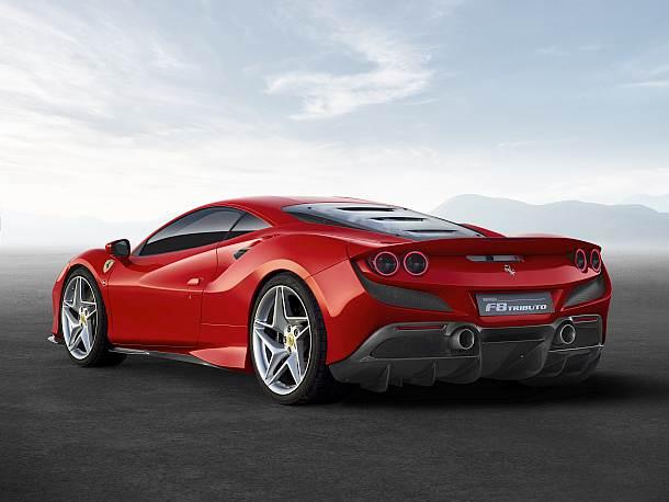 Ferrari,F8Tributo,Auto,Presse,News,Medien,Ferrari 488 Pista Spider
