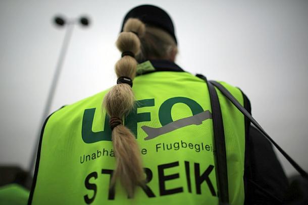 Flugbegleiter,UFO,Presse,News,Medien,Streik ,Flugausfälle